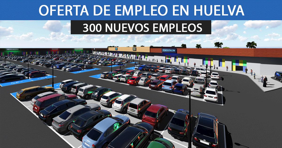 empleo Lepe 300 empleos parque empresarial