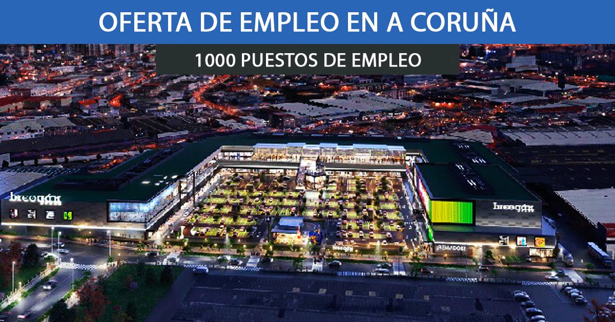 nuevo Centro Comercial Breogán Park