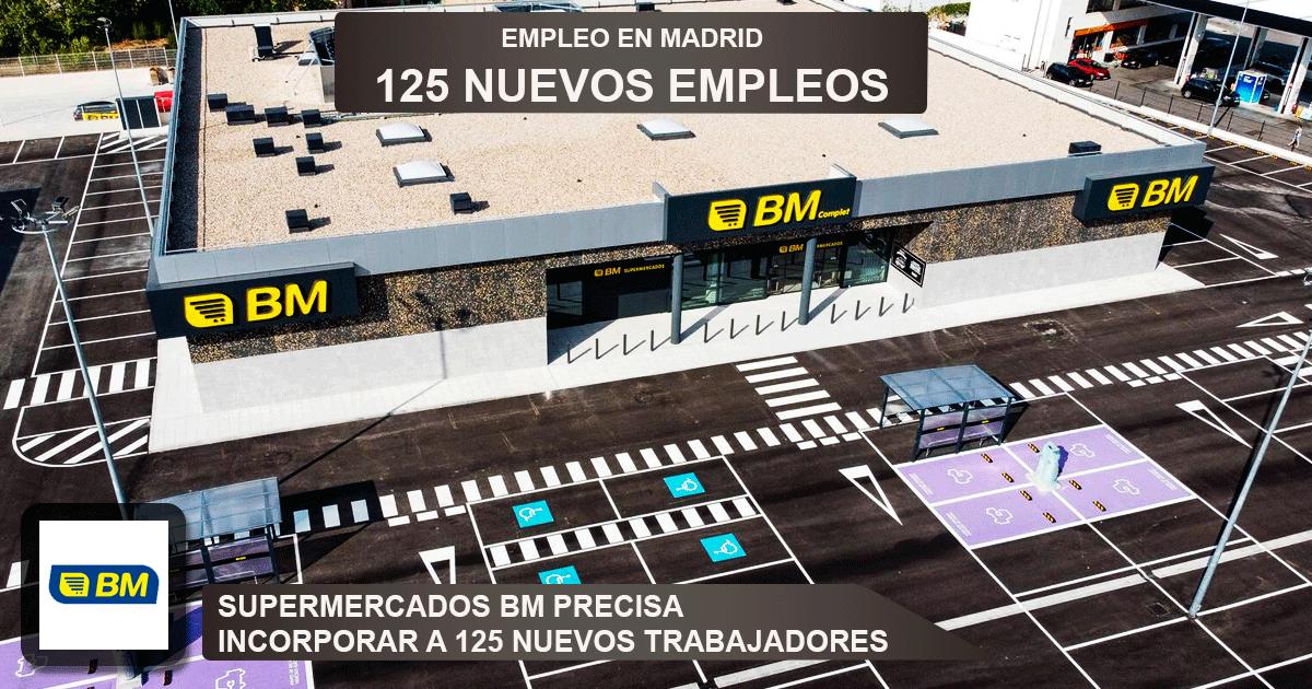 6 nuevos Supermercados BM