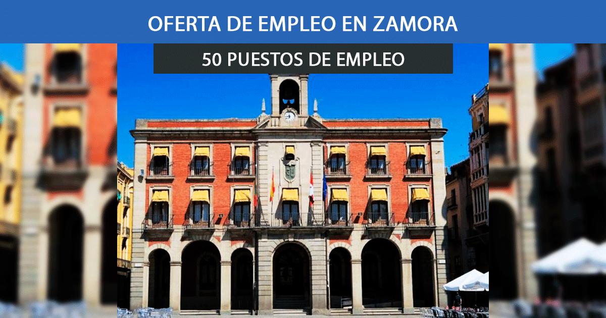50 trabajadores en Zamora