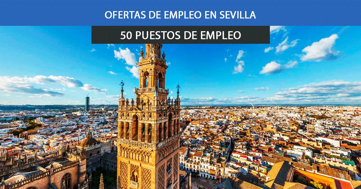 50 trabajadores en Sevilla