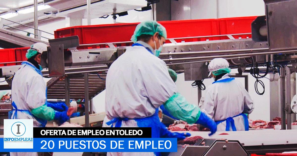 Toledo en fábrica