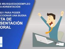 Como redactar una carta de presentación laboral 2021