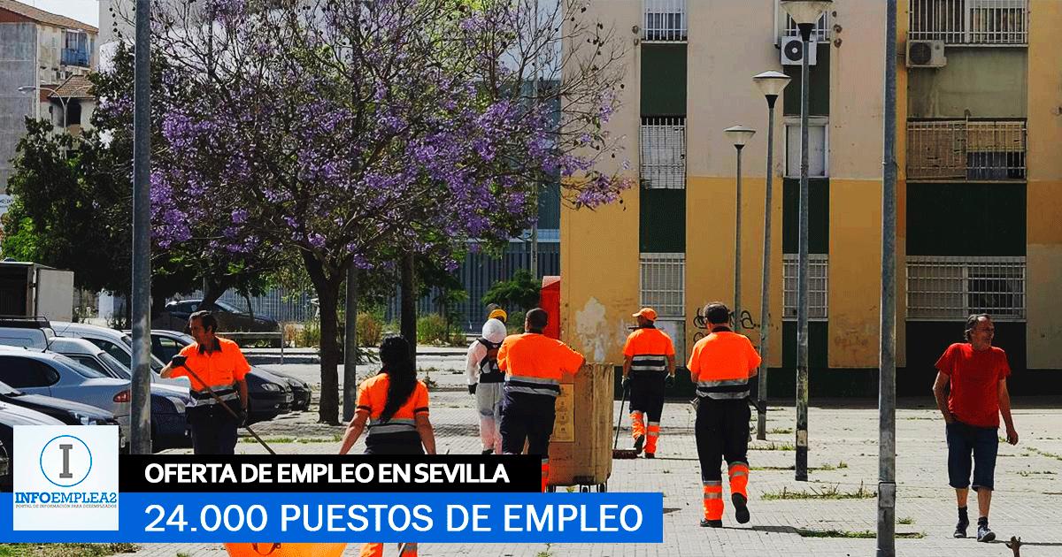 Empleos Públicos en el Ayuntamiento de Sevilla