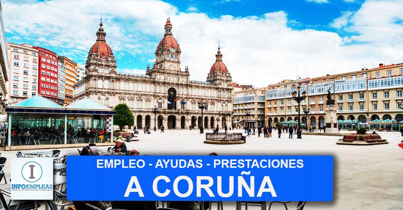 Ofertas de empleo en A Coruña
