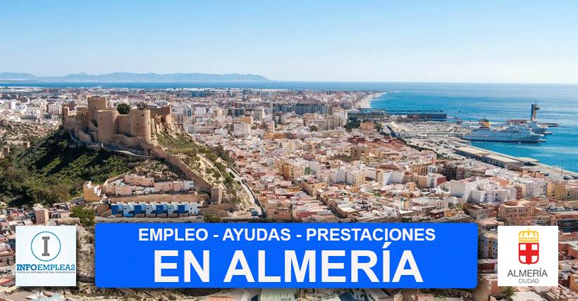 Ofertas de empleo en Almería