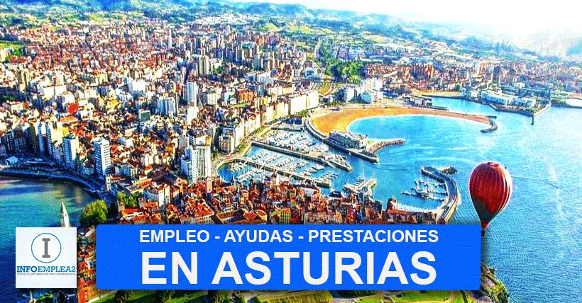 Ofertas de empleo en Asturias