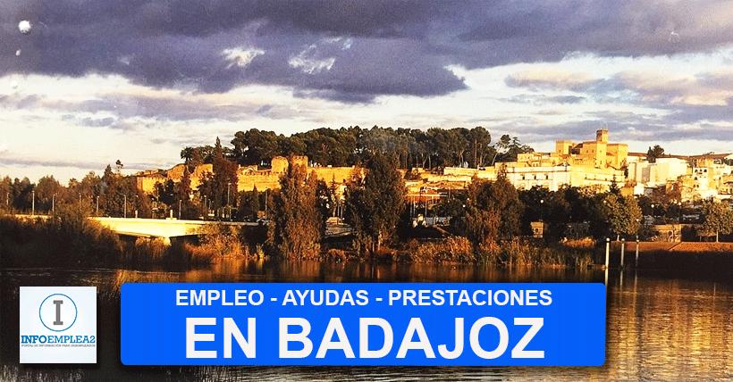 Ofertas de empleo en Badajoz