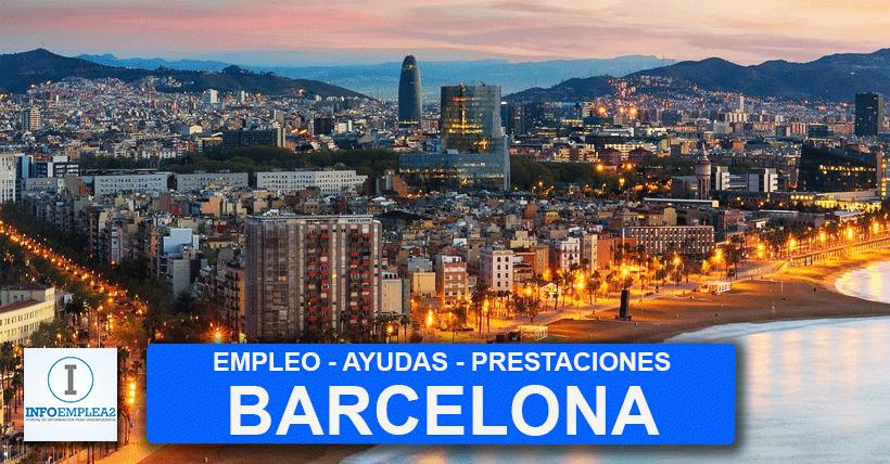 Ofertas de empleo en Barcelona