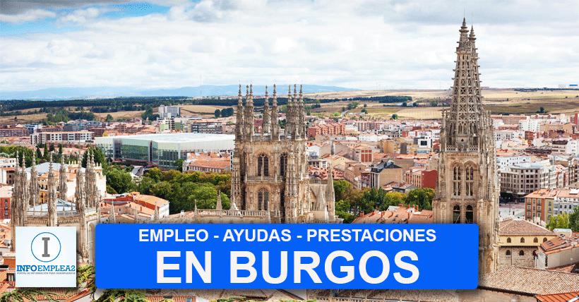 Ofertas de empleo en Burgos