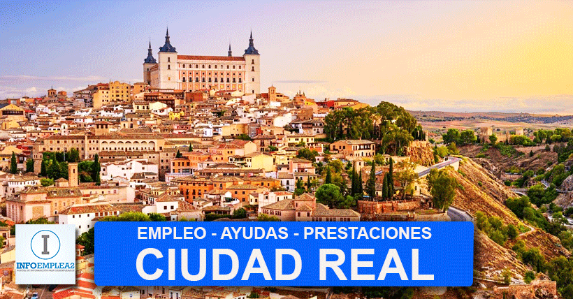 Ofertas de empleo en Ciudad Real