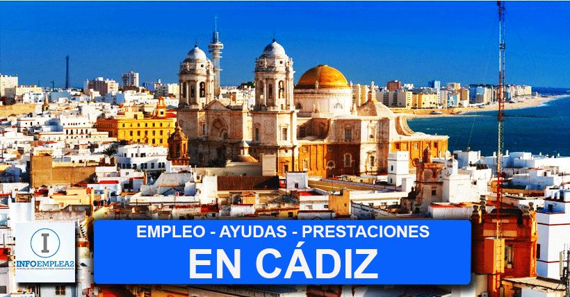 Ofertas de empleo en Cádiz