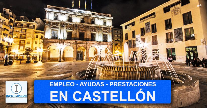 Ofertas de empleo en Castellón