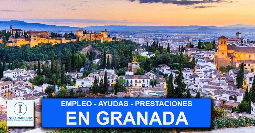 Ofertas de empleo en Granada