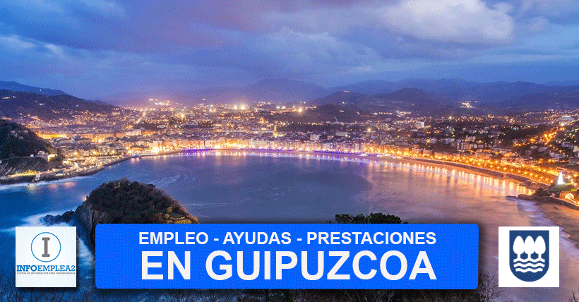 Ofertas de empleo en Guipúzcoa