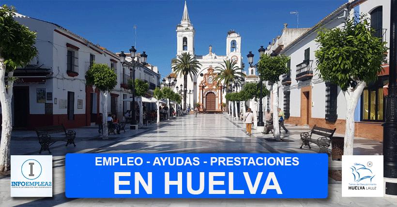 Ofertas de empleo en Huelva
