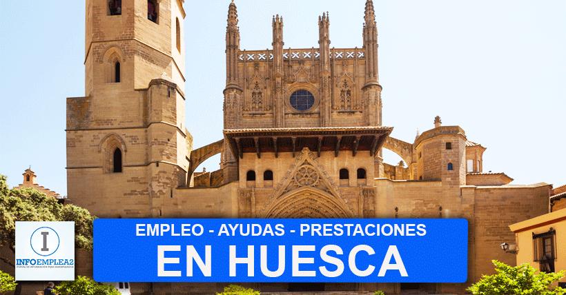 Ofertas de empleo en Huesca
