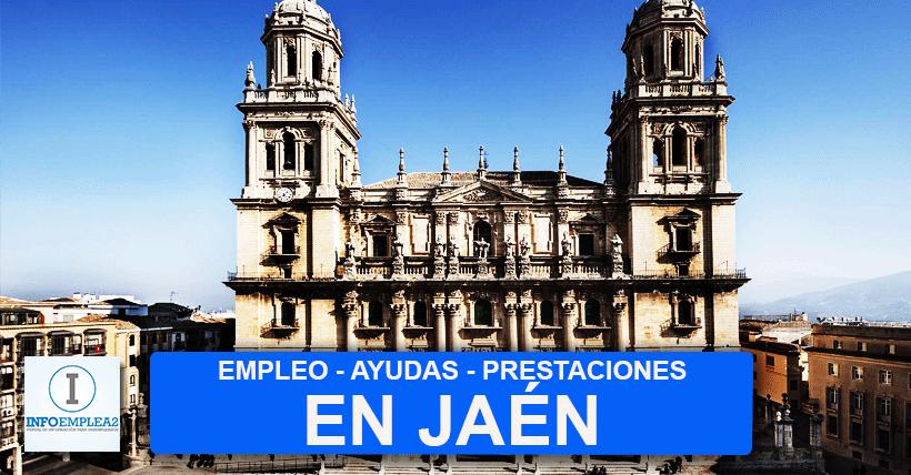 Ofertas de empleo en Jaén