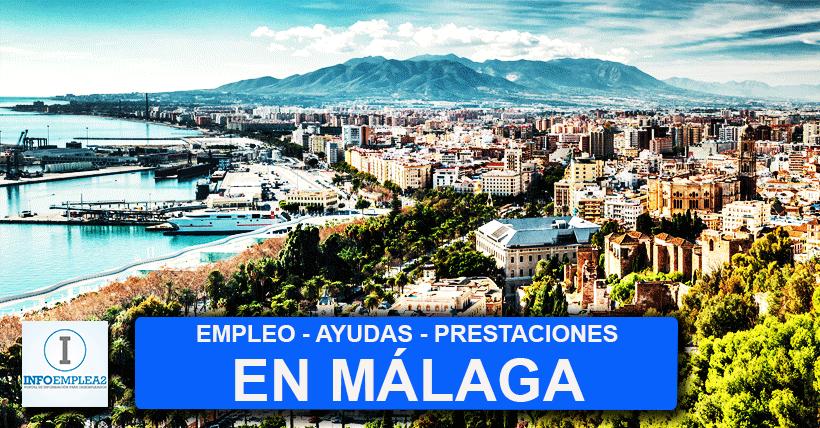 Ofertas de empleo en Málaga