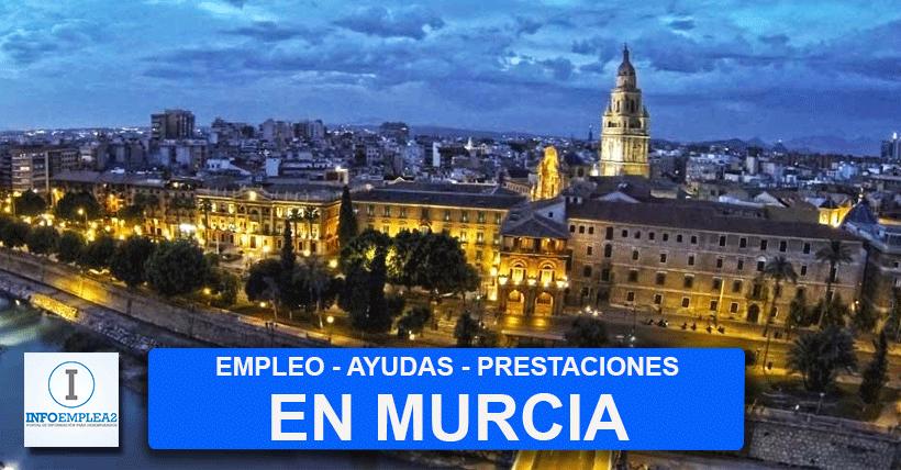 Ofertas de empleo en Murcia