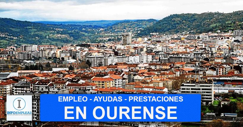 Ofertas de empleo en Ourense