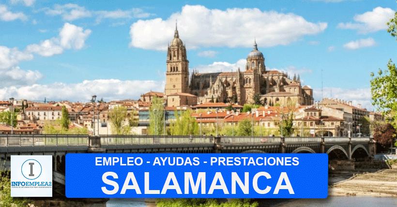 Ofertas de empleo en Salamanca