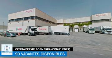 Se Necesitan 90 Trabajadores en Tarancón (Cuenca) para Fábrica Cárnica