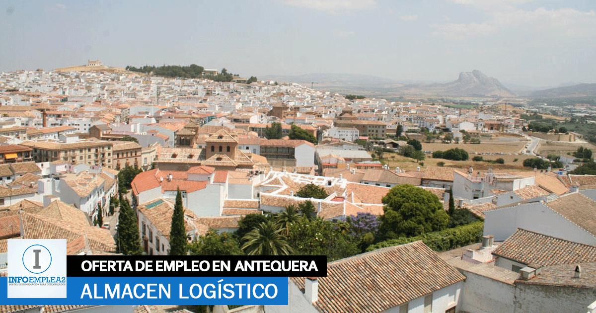 Se necesita Personal para Almacén logístico en Antequera, Málaga
