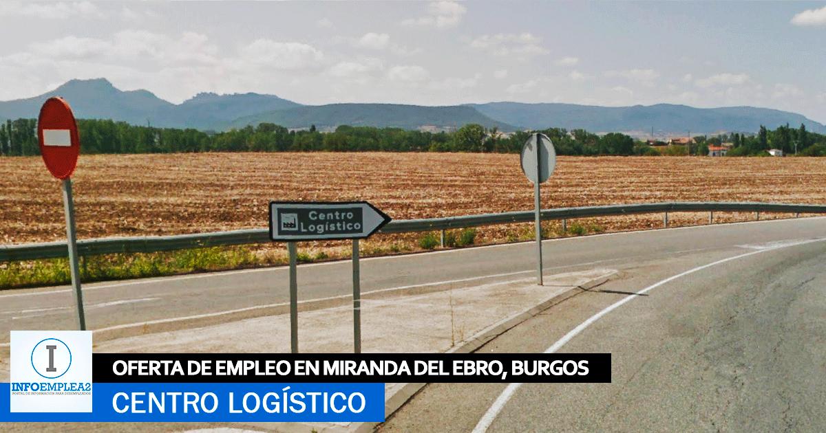 Centro Logístico en Miranda del Ebro