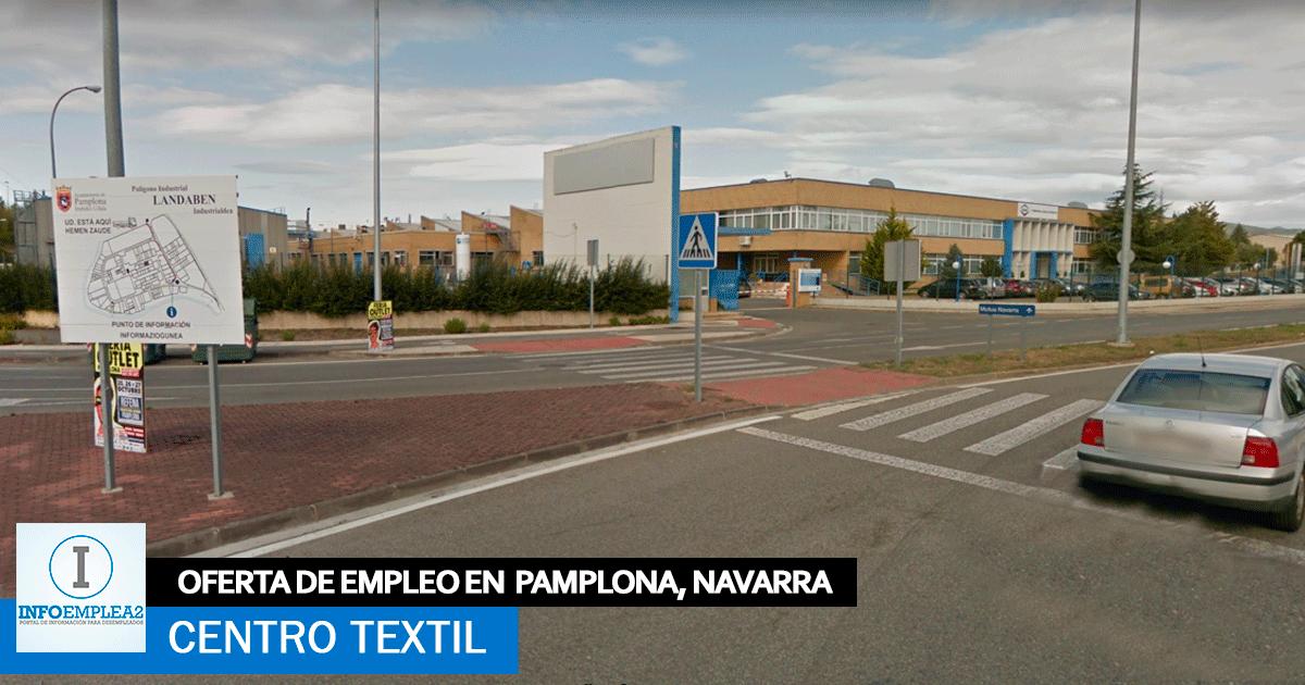 Se necesita Personal para Centro Logístico en Pamplona, Navarra