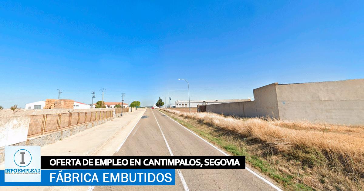 Se necesita Personal para Fábrica Cárnica en Cantimpalos, Segovia