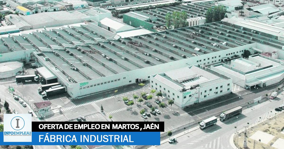 Fábricas en Martos, Jaén