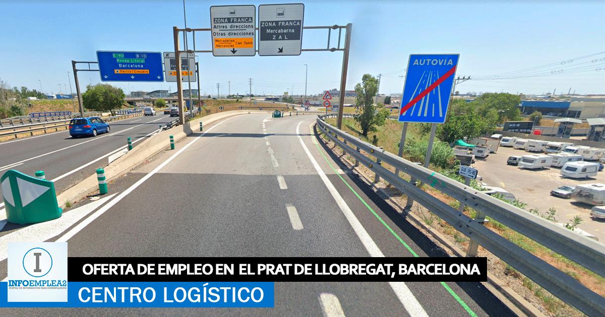 Se necesitan 10 Operari@s para Centro Logístico en El Prat de Llobregat, Barcelona