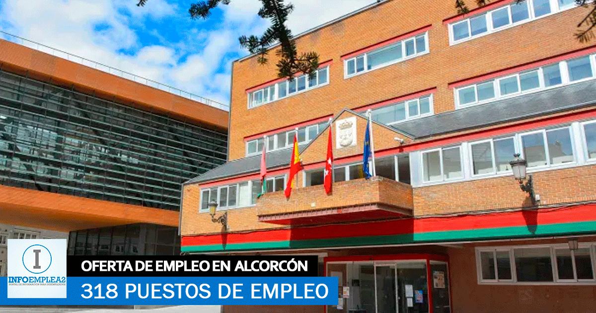 trabajar en Alcorcón