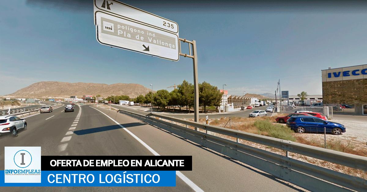 Se necesitas 30 Operari@s para Centro Logístico en Alicante