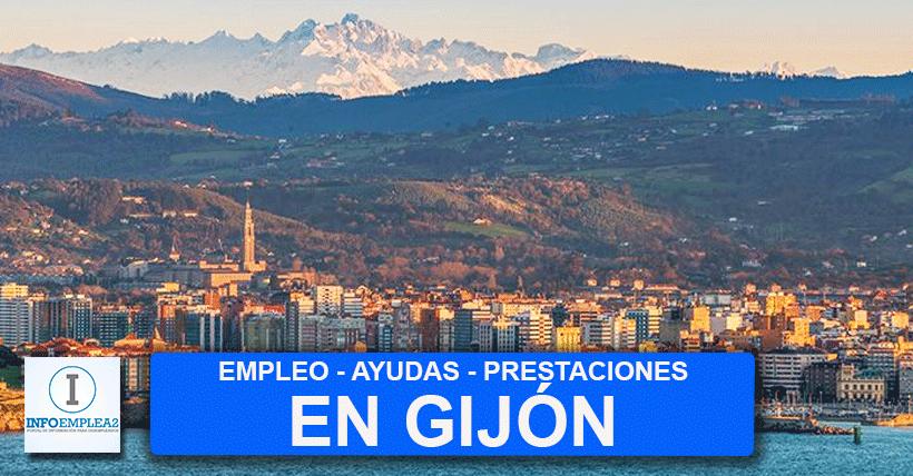 Ofertas de empleo en Gijón