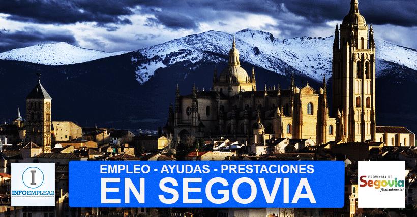 Ofertas de empleo en Segovia