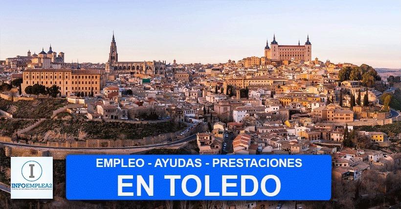 Ofertas de empleo en Toledo