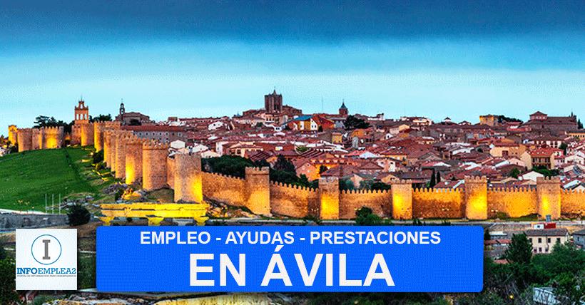 Ofertas de Empleo en Ávila