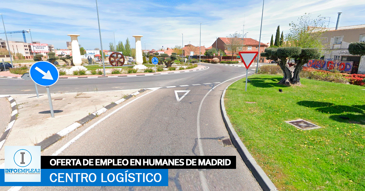 Centro Logístico en Humanes de Madrid precisa Incorporar Nuevos Empleados
