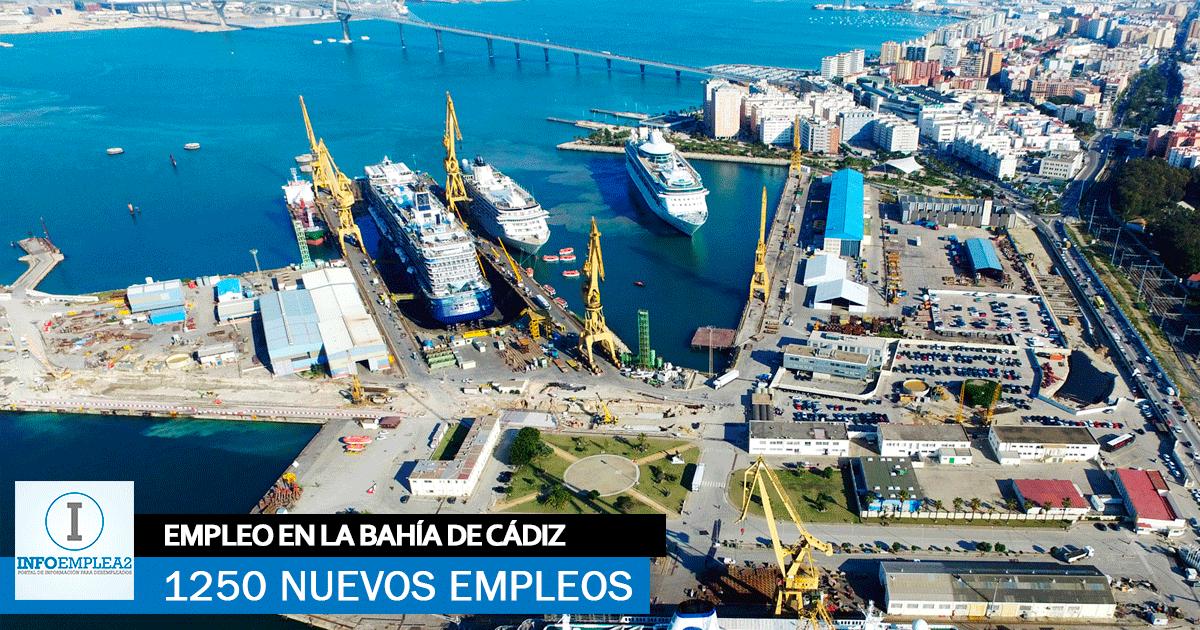 empleos en la Bahía de Cádiz