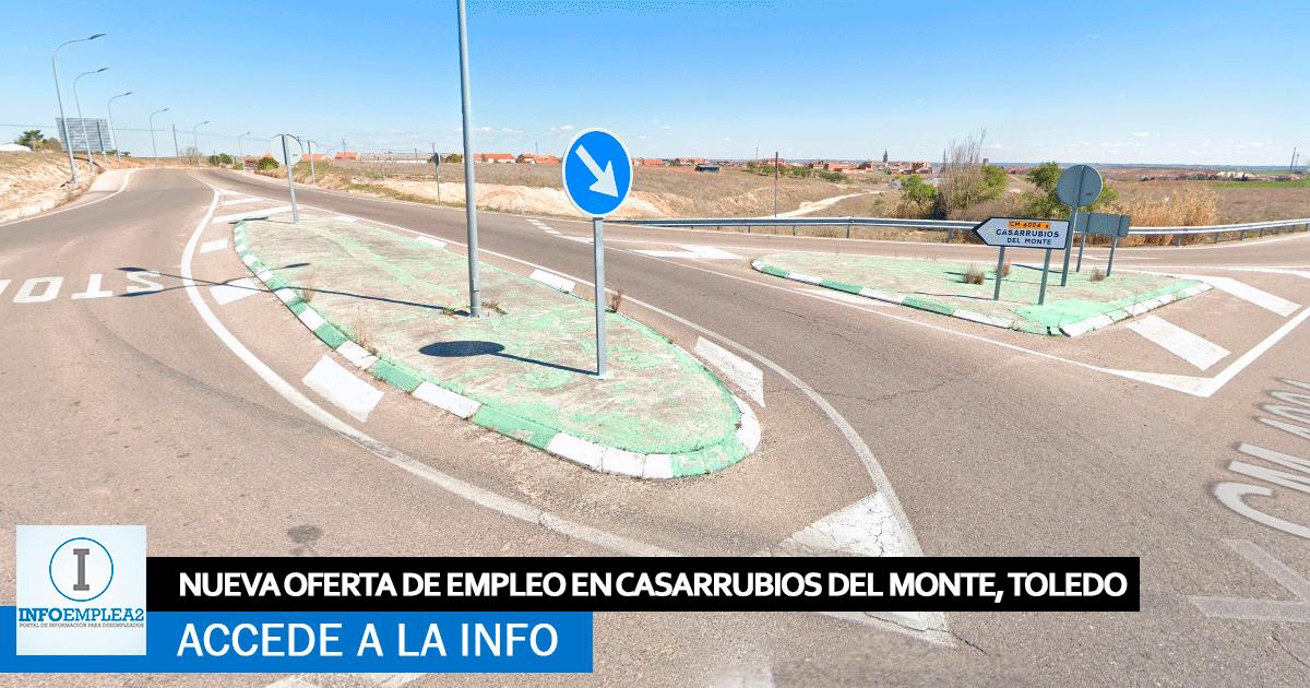Se necesita Operarios/as de Producción en Casarrubios del Monte, Toledo