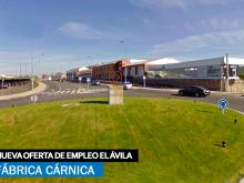 Se necesita Personal Para Fábrica Cárnica en Ávila