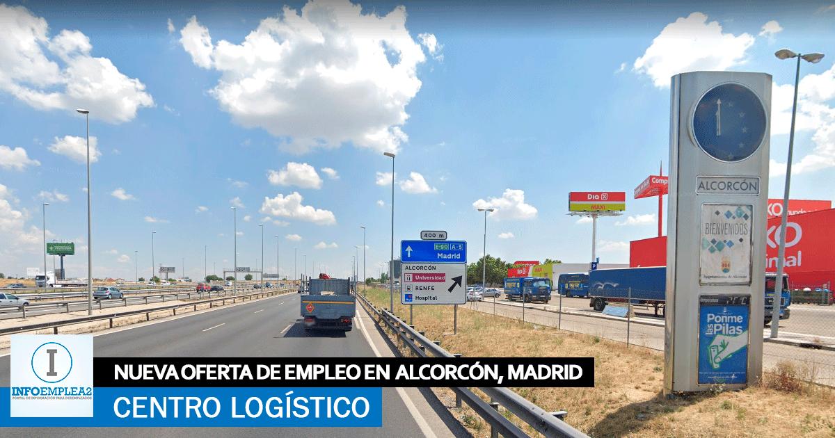 Se necesita Personal para Centro Logístico en Alcorcón, Madrid