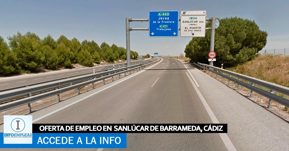 Se necesita Personal para Centro Logístico en Sanlúcar de Barrameda, Cádiz