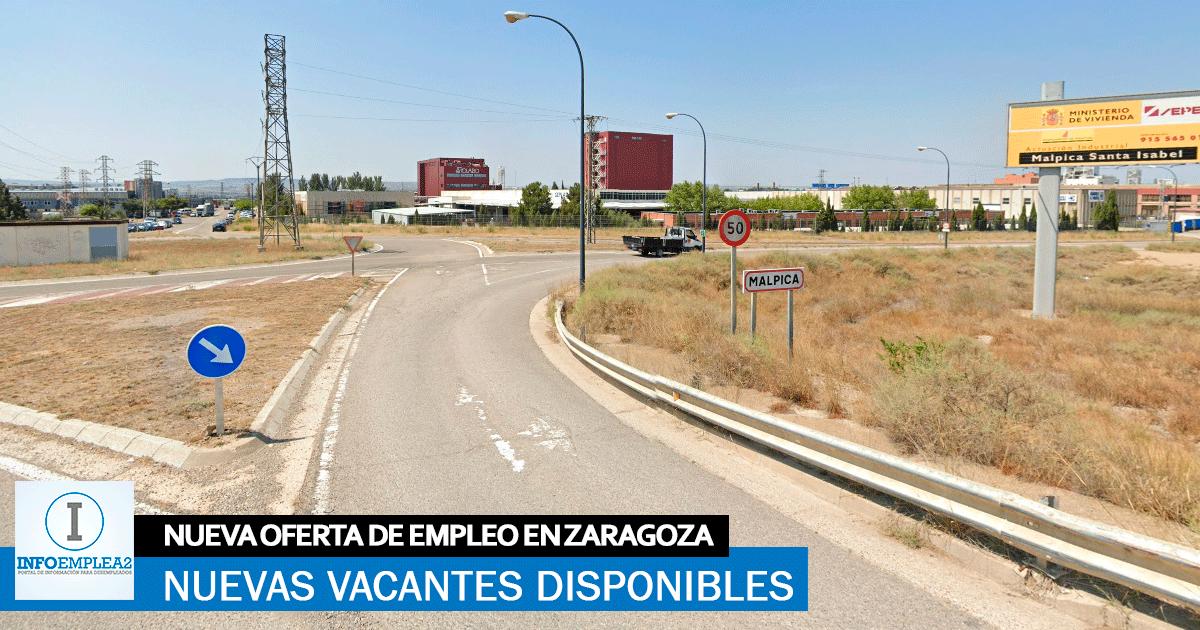 Se necesita Personal para Centro Logístico en Zaragoza