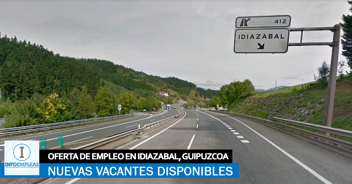 Se necesita Personal para Fábrica de Caucho en Idiazabal, Guipúzcoa