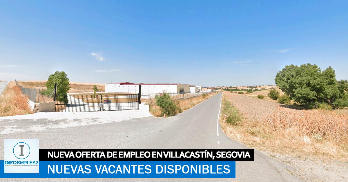 Se necesita Personal para Matadero de Cerdos en Villacastín, Segovia