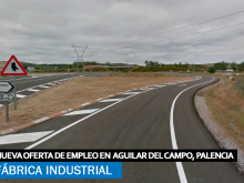 Se necesitan 30 Operari@s para Fábrica en Aguilar Del Campo, Palencia