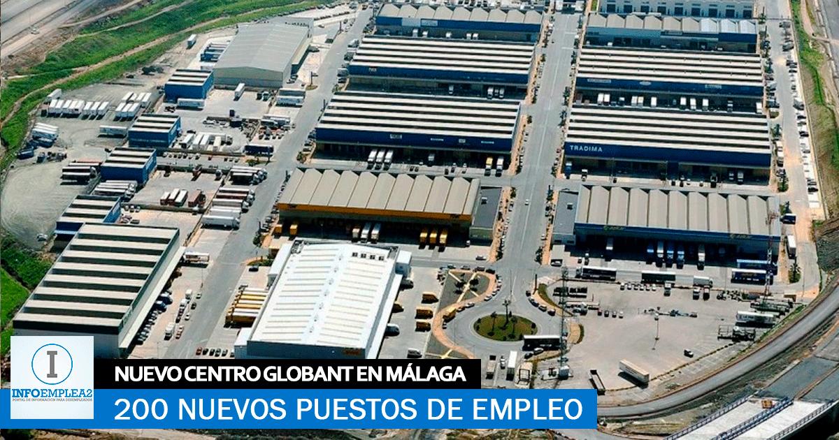 Se Necesitan 200 Trabajadores para el Nuevo Centro Globant en Málaga